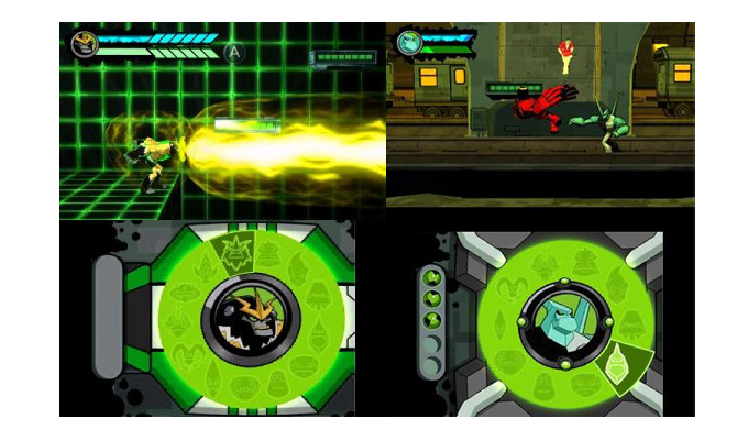 Ben 10 Omniverse DS (2)