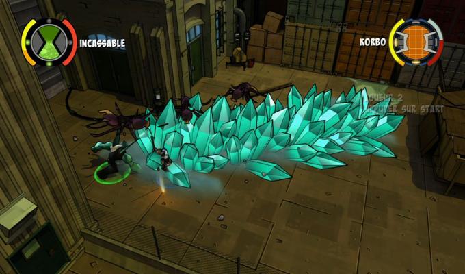 Ben 10 Omniverse PS3 (2)