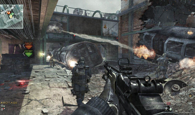 Call of Duty Modern Warfare 2 PS3 (2)