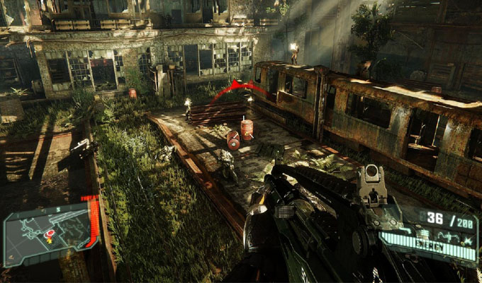 Photo du jeu Crysis 3 sur PS3