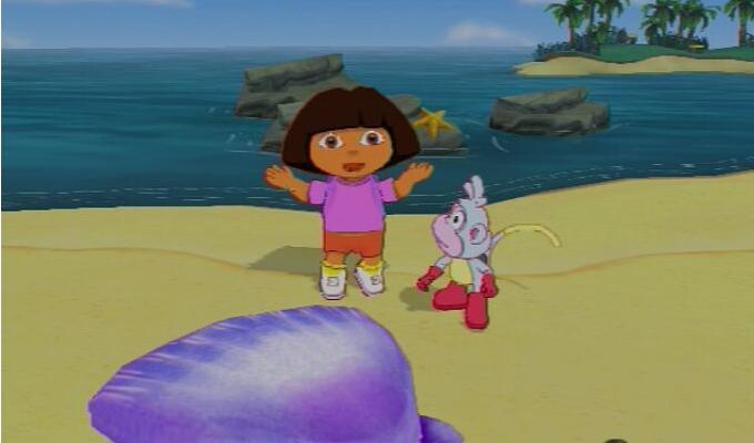 Dora Sauve les Sirènes DS (2)