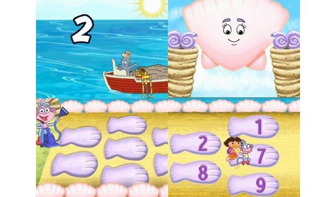 Dora Sauve les Sirènes DS (3)
