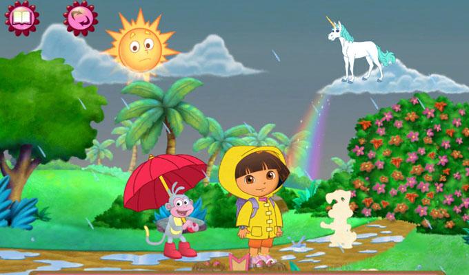 Dora et la forêt enchantée (2)