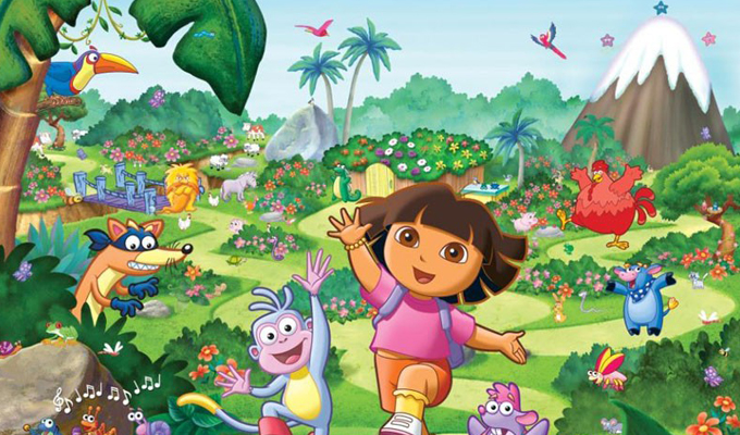 Dora LExploratrice Les Animaux De La Jungle PC JEUvideoinfo - Jeux de la jungle cuisine