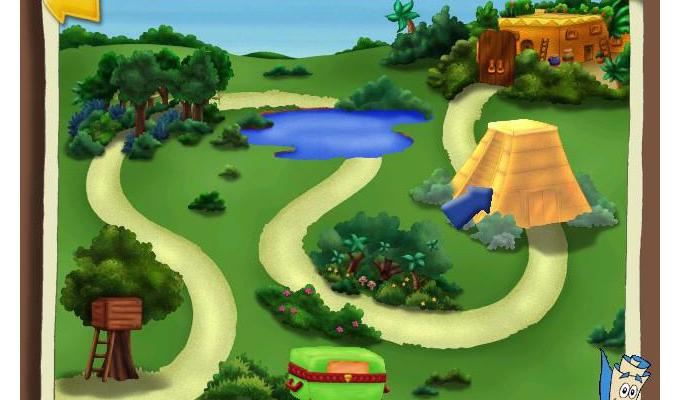 Dora l'Exploratrice Les Aventures de la Cité Perdue PC (3)