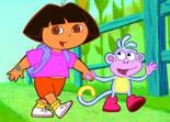 Dora l'Exploratrice Où est Babouche iPhone 1