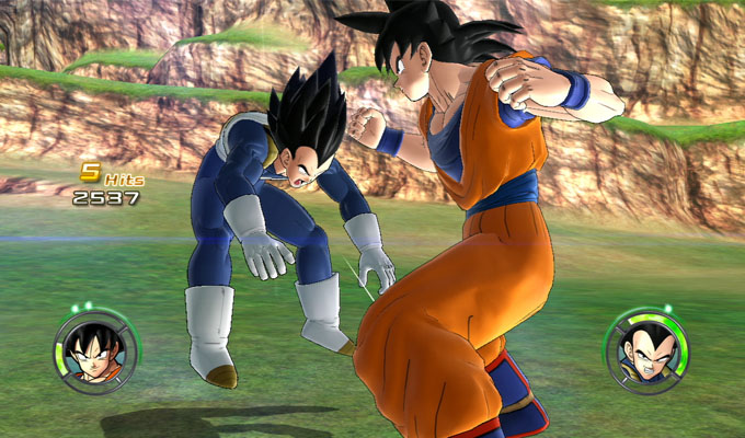 Dragon Ball Raging Blast 2 PS3-image