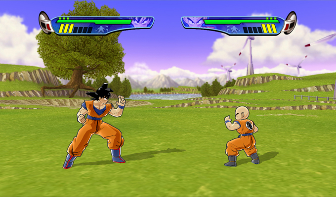 Dragon Ball Z Budokai HD Collection PS3-image