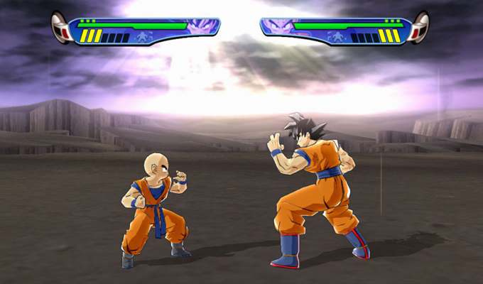 Dragon Ball Z Budokai HD Collection Xbox 360-image