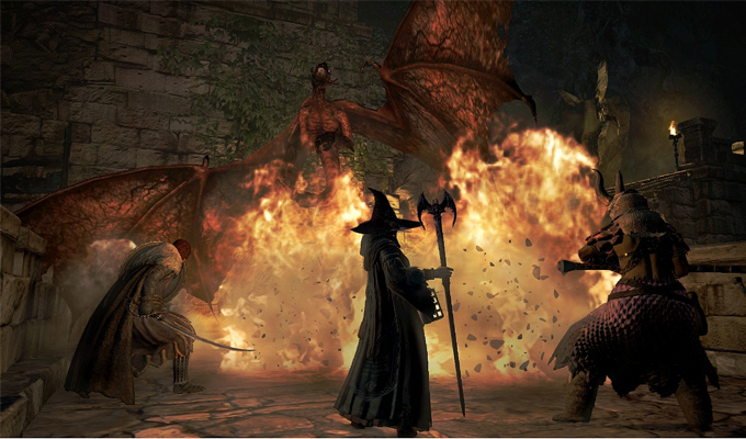 Dragon's dogma Dark Arisen Xbox 360-2