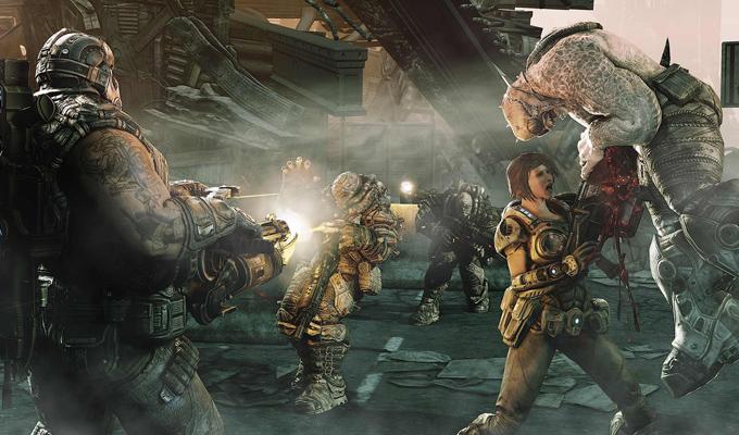 Gears of War 3 Xbox 360 (2)
