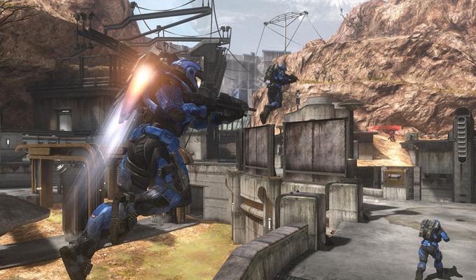 Halo Reach Xbox 360 (2)
