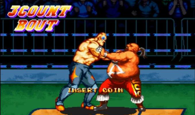 Jeux Neo Geo X-2