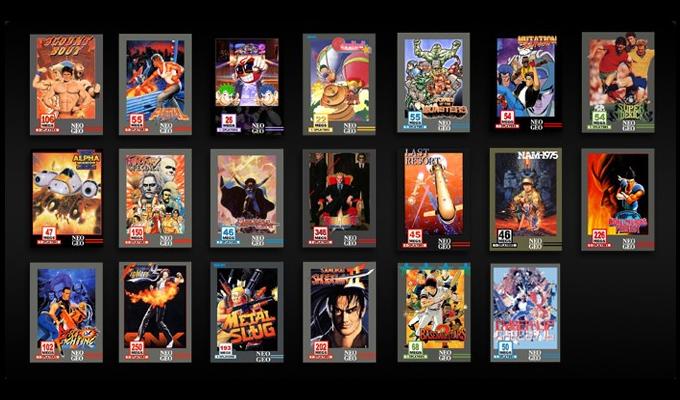 Jeux Neo Geo X-3