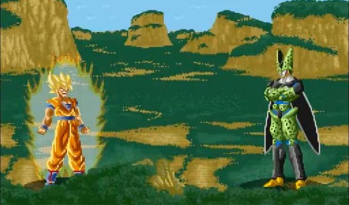 Jeux Vidéo de Dragon Ball Z-2