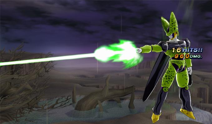 Jeux Vidéo de Dragon Ball Z-3