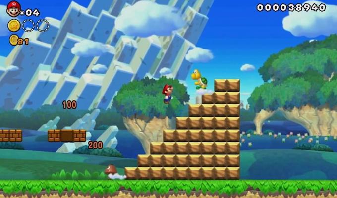 Jeux Vidéo de Mario-image