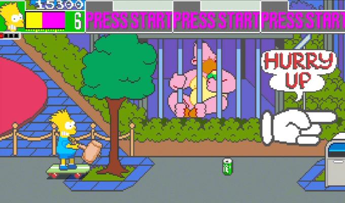 Jeux Vidéo de Simpson 2