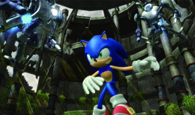 Jeux de Sonic-2