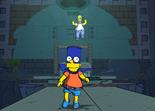 Les Simpson  Le Jeu Wii (1)