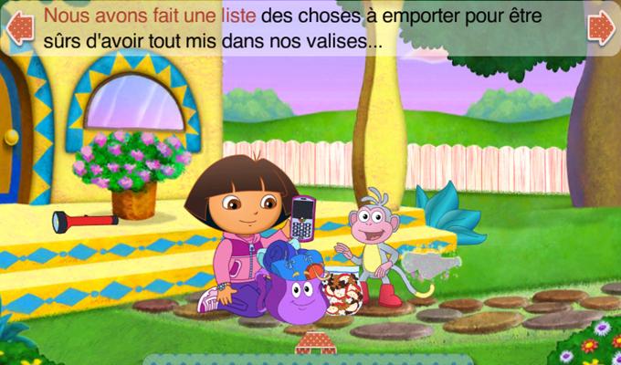 Les vacances de Dora et Diego 3