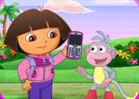 Les vacances de Dora et Diego iPad 1