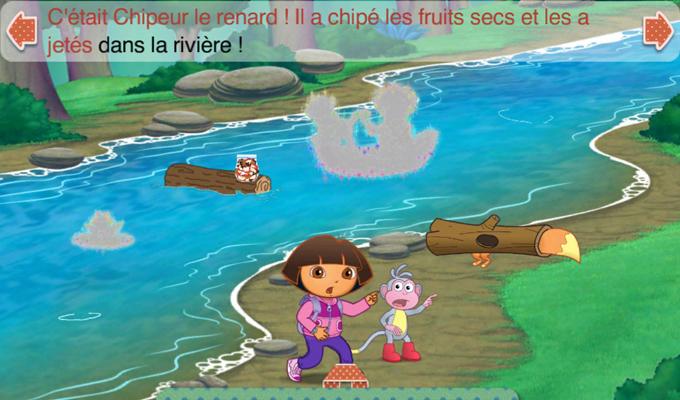 Les vacances de Dora et Diego iPad 2