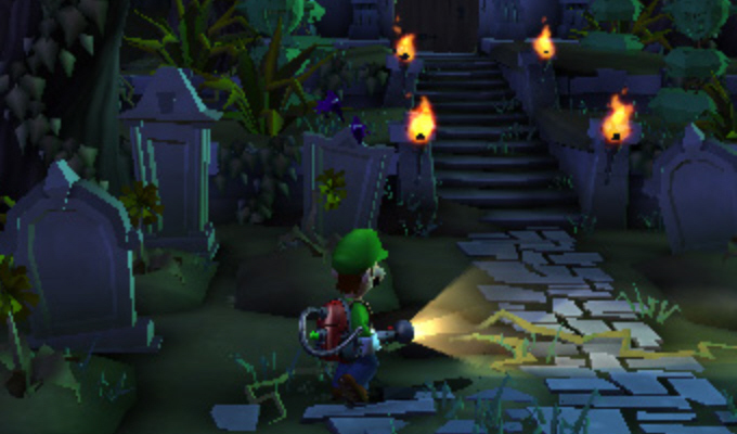 Luigi's Mansion 2 3DS-image