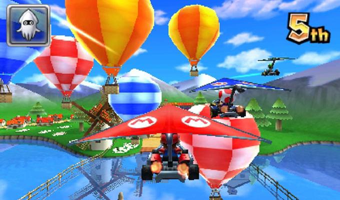 Mario Kart 7 3DS-image