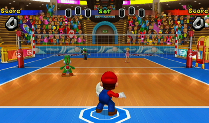Mario Sports Mix Wii-image