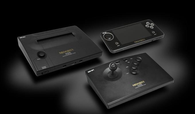 Neo Geo X Prix-2