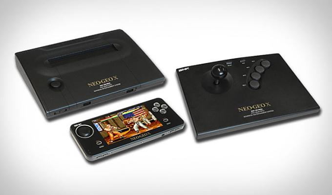 Où acheter la Neo Geo X-3