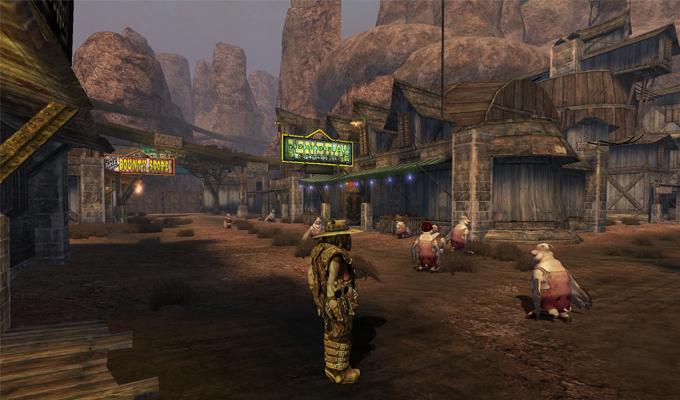 Oddworld  La Fureur de l'Etranger HD PS Vita-image