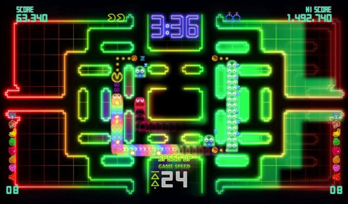 Pac-Man Championship Edition DX Xbox 360 (2)
