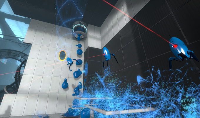 Portal 2 Xbox 360 2