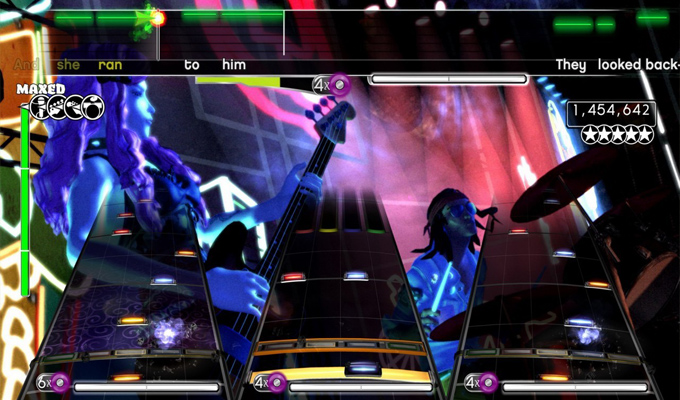 Rock Band 3 PS3 (2)