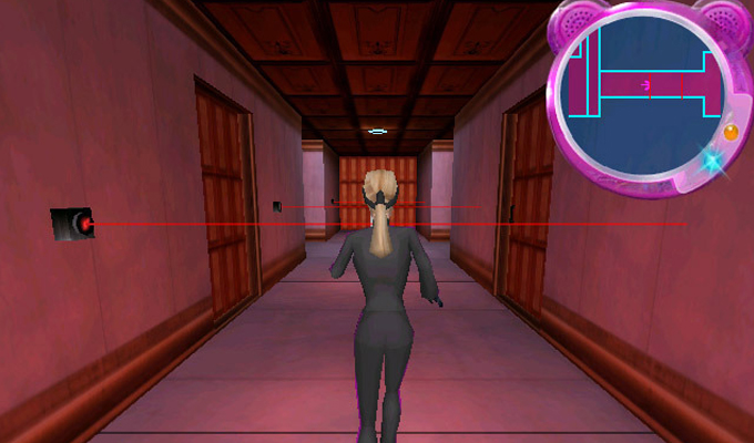 Secret Agent Barbie PC-image