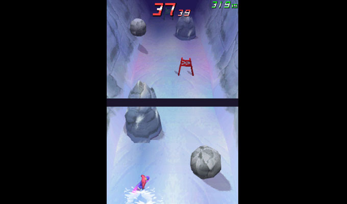 Snowboard Xtreme 3DS-2