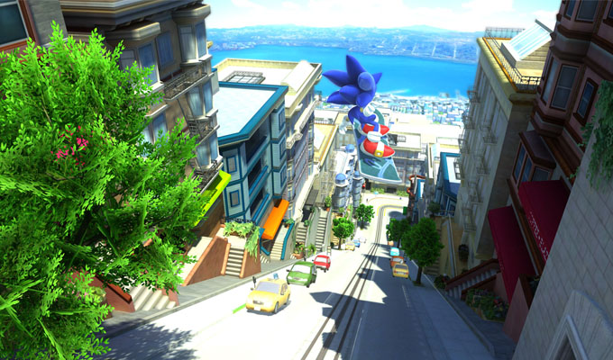 Sonic Generations PS3-image