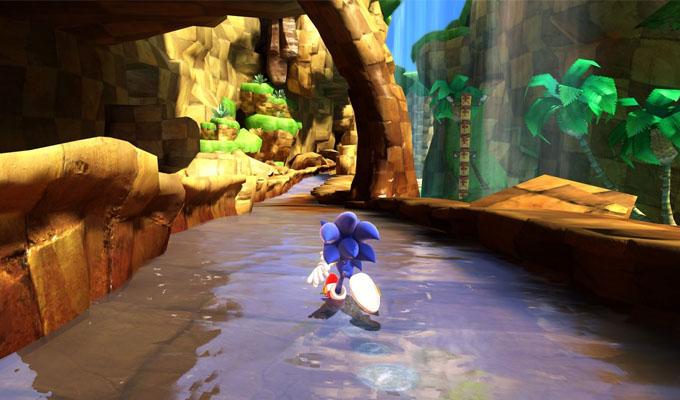 Sonic Generations Xbox 360-image