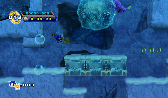 Sonic The Hedgehog 4 Episode 2 PS3-image