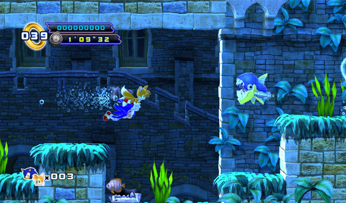 Sonic The Hedgehog 4 Episode 2 Xbox 360-image