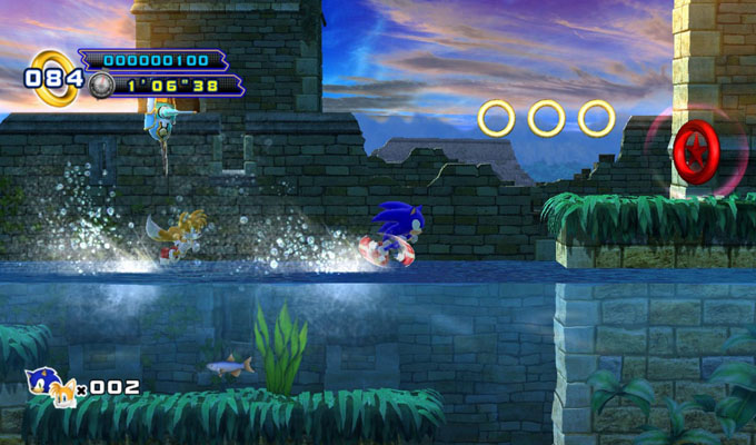Sonic The Hedgehog 4 Episode 2 iPhone-image