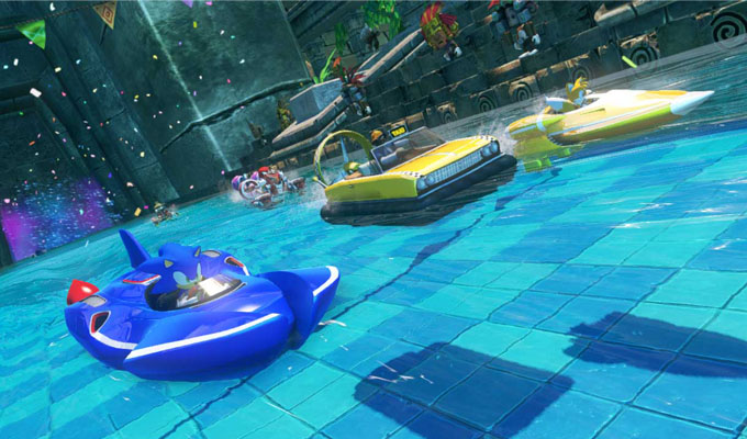 Sonic and Sega All-Stars Racing Transformed PS Vita-image