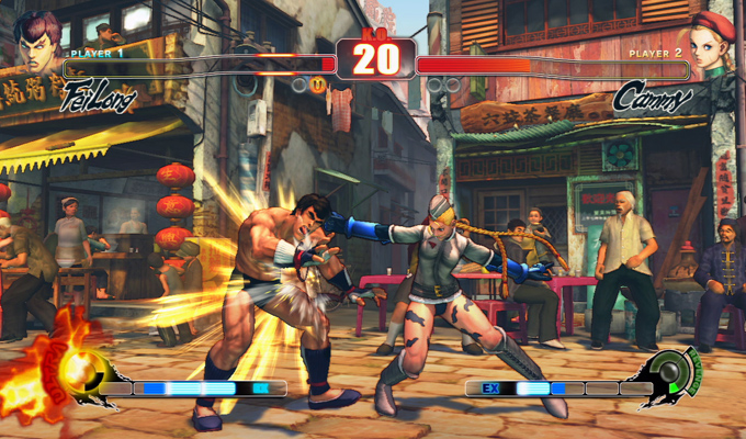 Super Street Fighter IV PS3 (2)