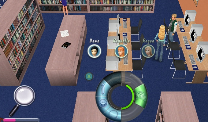 The Barbie Diaries High School Mystery PC-image2