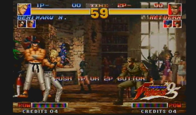 The King of Fighters-22