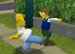 The Simpsons Hit & Run PC (1)