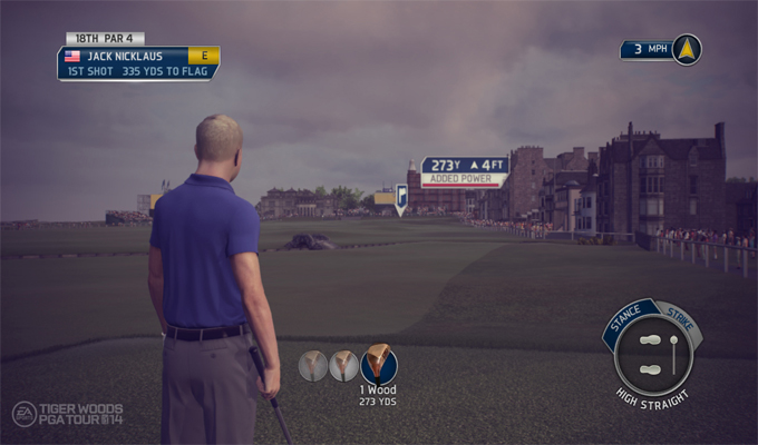 Tiger Woods PGA Tour 14 PS3-2