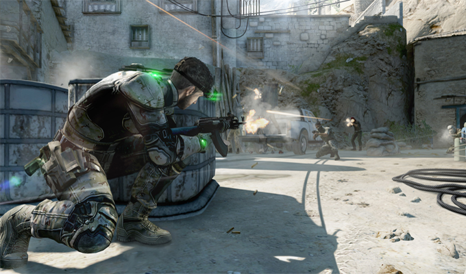 Tom Clancy's Splinter Cell Blacklist PC-2